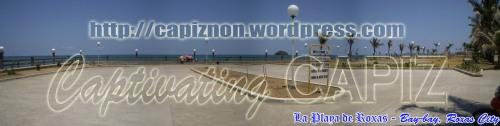 La Playa de Roxas, Brgy. Bay-bay, Roxas City