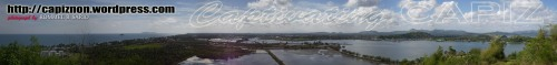 Panoramic View of City of Roxas