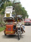 Roxas City Tricycle - Means of Transportation