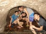 Dapa-dapaon Chamber inside Suhoton Cave