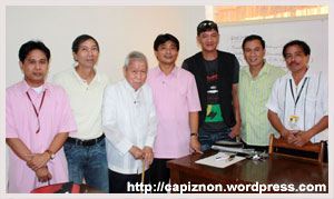 Members of the the Capiz Historical Institute