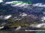 Aerial View of Roxas City, Philippines
