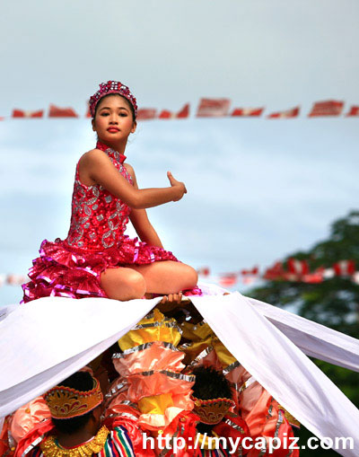 Captivating Festival of Capiz, Sinadya sa Halaran