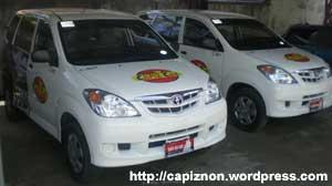Captivating Capiz Cab