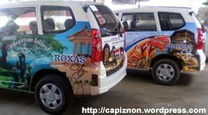 Capiz Cab