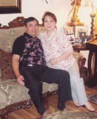 Dr. Renato A. Villanueva and Mrs. Susan I. Potato
