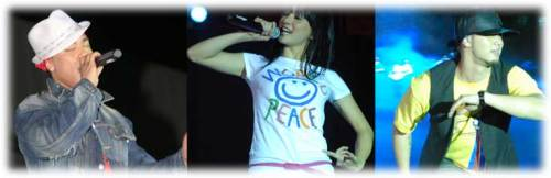 Peace Concert with Billy Crawford