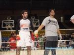 "Raz ""The Persian Stallone"" Jabarri won over T-Rex Declara"