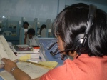 FCC Speech Lab In charge, Mrs. Ferlee Fernando-Soquino
