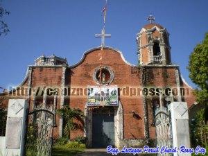 St. Therese de Avila Parish, Brgy. Loctugan, Roxas City
