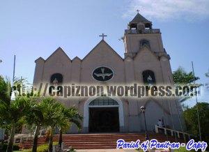 St. Laurence Parish, Panitan, Capiz