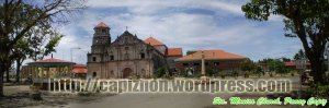 Sta Monica Parish Church, Panay Capiz