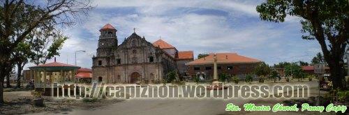 Sta Monica Parish Church, Panay Capiz