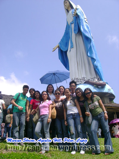 Marian Shrine at Agtalin Hills, Pilar, Capiz