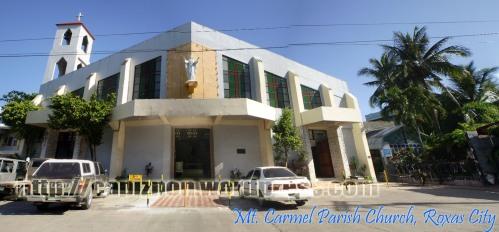 Our Lady of Mt. Carmel Parish, Roxas City