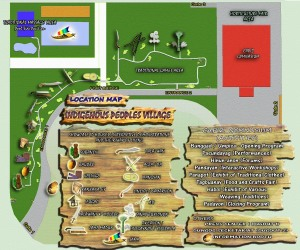 Dungog IP Festival Location Map