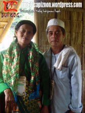 Pala'wani and Molbog couple