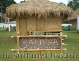 The Kalinga Traditional House
