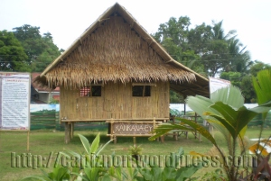 Abong - the traditional house of Kankana-ey and Ibaloi of Benguet