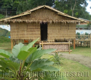 Subanen Traditional House