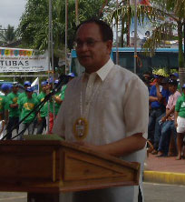Edwin G. Trompeta, Dept. of Tourism Region 6 Regional Director