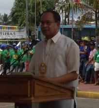 Edwin G. Trompeta, Dept. of Tourism Region 6 Regional Director