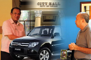 Mitsubishi Pajero - Roxas City