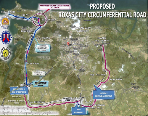 Proposed Roxas City Circumferential Road