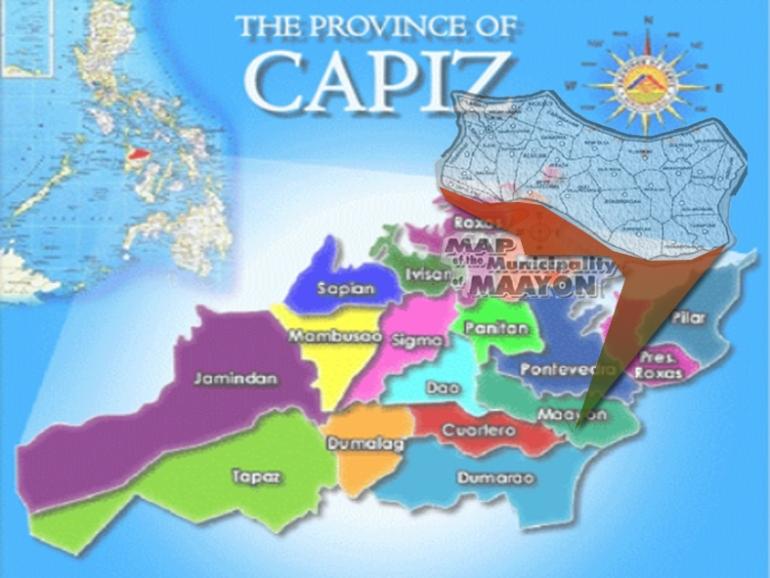 Mining in Capiz Province